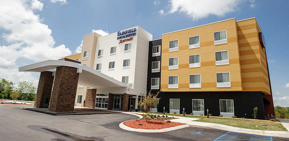 Fairfield Inn & Suites—Athens