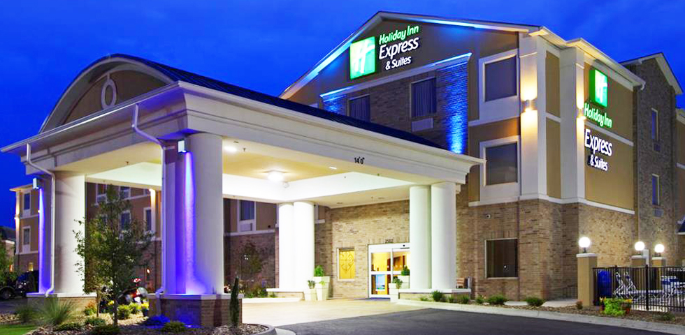 Holiday Inn Express and Suites Madison